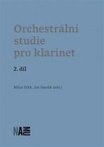 Orchestrální studie pro klarinet 2. díl