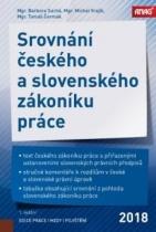 Srovnání českého a slovenského zákoníku práce