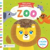Moje první dotyková knížka - Zoo