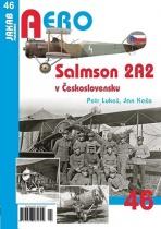 Salmson 2A2 v Československu