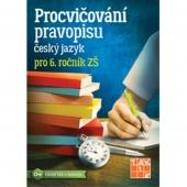 Procvičování pravopisu - český jazyk pro 6. ročník ZŠ