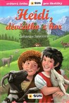 Světová četba pro školáky - Heidi, děvčátko z hor