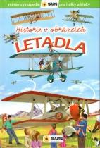 Historie v obrázcích - Letadla