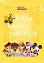 Disney Junior - Velká kniha pohádek