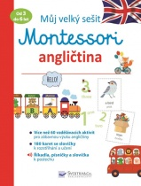 Můj velký sešit Montessori - Angličtina