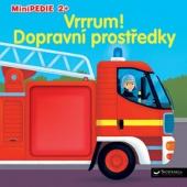 Minipedie 2+ Vrrum! Dopravní prostředky