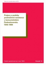 Projevy a podoby protirežimní rezistence v komunistickém Československu 1948–1989