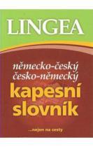 Německo-český česko-německý kapesní slovník