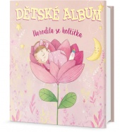 Dětské album - Narodila se holčička