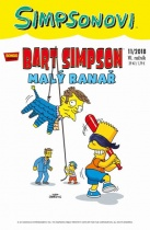 Bart Simpson 2018/11: Malý ranař