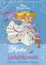 Princezna: Popelka - Loutkářská soutěž