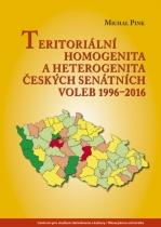 Teritoriální homogenita a heterogenita českých senátních voleb 1996-2016