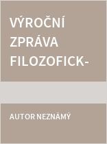 Výroční zpráva Filozofické fakulty Univerzity Hradec Králové o činnosti za rok 2017
