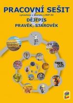 Dějepis 6 - Pravěk, starověk - Pracovní sešit