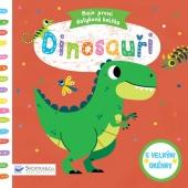 Moje první dotyková knížka - Dinosauři