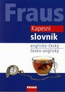 Fraus kapesní slovník anglicko-český / česko-anglický