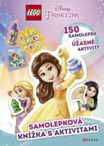 LEGO Disney Princezna - Samolepková knížka s aktivitami