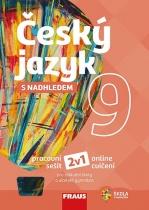 Český jazyk 9 s nadhledem - Pracovní sešit