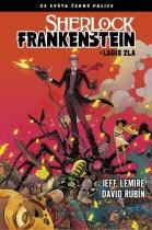Sherlock Frankenstein a Legie zla 1
