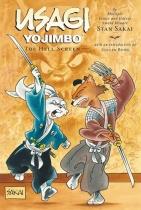 Usagi Yojimbo 31: Pekelná malba