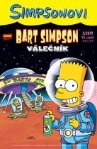 Bart Simpson 2019/3: Válečník