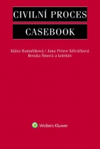 Civilní proces - Casebook