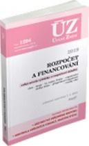 ÚZ č. 1294 Rozpočet a financování