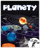 Planety: Kniha pro celou rodinu