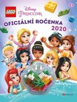 LEGO Disney Princezna - Oficiální ročenka 2020
