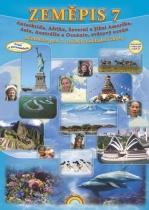 Zeměpis 7 - Asie, Afrika, Amerika, Austrálie a Oceánie, Antarktida