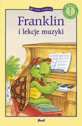 Czytamy z Franklinem. Franklin i lekcje muzyki