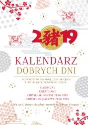 Kalendarz dobrych dni 2019