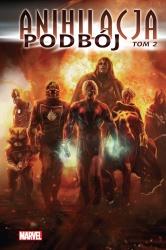 Marvel Classic. Anihilacja – Podbój, tom 2