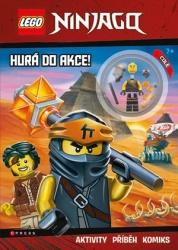 LEGO Ninjago - Hurá do akce!