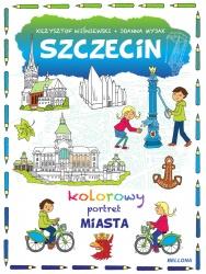Szczecin. Kolorowy portret miasta