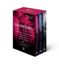 Pakiet Manwhore. 3 tomy: Manwhore, Manwhore + 1, Ms. Manwhore
