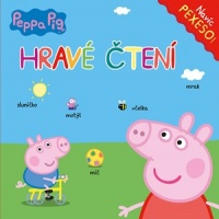 Peppa Pig - Hravé čtení