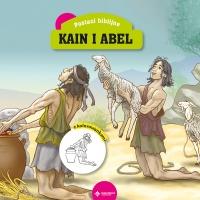Kain i Abel. Z kolorowankami