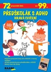 Předškolák s ADHD - Hravá cvičení