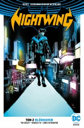 Nightwing – Blüdhaven , tom 2