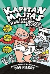 Kapitan Majtas Inwazja Krwiożerczych Klozetów