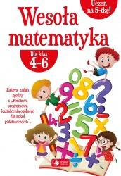 Wesoła matematyka dla klas 4-6