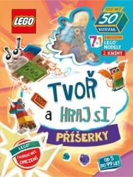 LEGO Iconic: Tvoř a hraj si - Příšerky