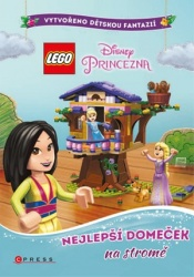 LEGO Disney Princezna - Nejlepší domeček na stromě