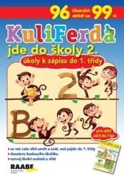KuliFerda jde do školy 2.