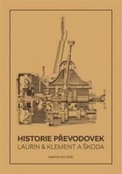 Historie převodovek Laurin & Klement a Škoda