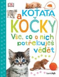 Koťata a kočky