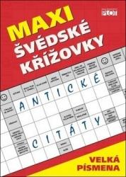 Maxi švédské křížovky - Antické citáty