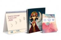 Krásná paní - Lunární kalendář s publikací 2020