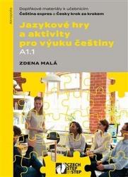 Jazykové hry a aktivity pro výuku češtiny A1.1